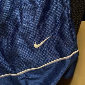 Nike Blue Basketball Athletic Shorts